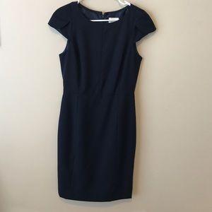J Crew Factory Suiting Dress